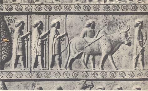 medi e persiani l impero persiano