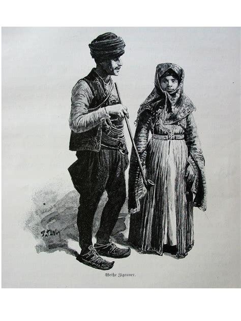 haushaltsauflösung was ist zu beachten wei 223 e zigeuner jenischen sinti bosnien holzstich 1898 ebay