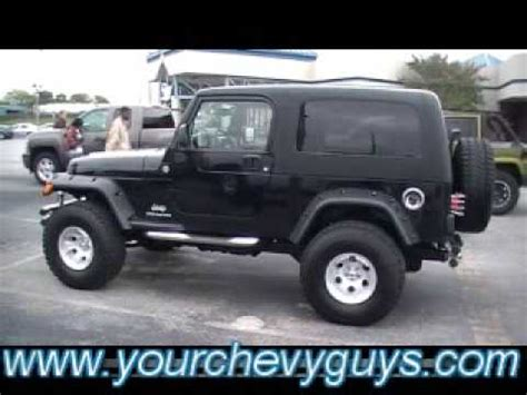Mtn View Jeep 2006 Jeep Wrangler Unlimited In Chattanooga A Mtn View