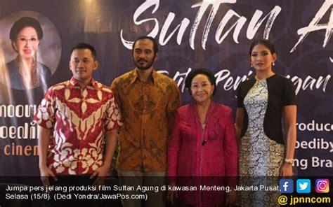 film cinta yang agung hanung angkat kisah heroik sultan agung ke layar lebar