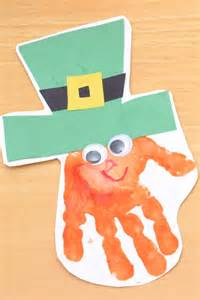 st s day crafts for easy st paddy s day crafts involvery community