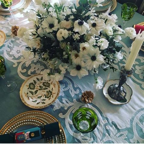 the style files cece barfield thompson la dolce vita holiday entertaining with cece barfield thompson la