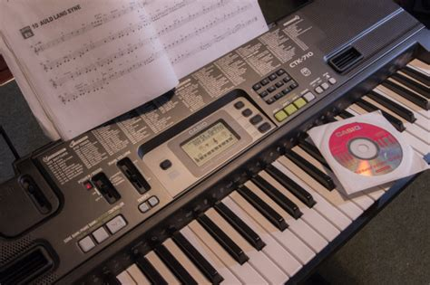 Keyboard Casio Ctk 710 casio ctk 710 stand usb cable for using it as midi keyboard for sale in bray wicklow from