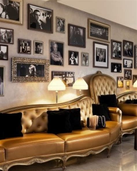 the antique modern mix snob hotel fouquet s barriere paris france the interiors