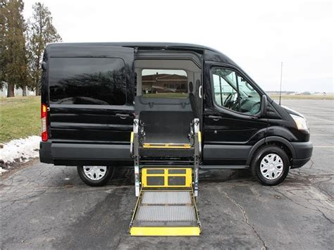 2017 ford transit 150 wagon 2017 ford transit wagon 150 xlt swb midroof wheelchair accessible handicap for sale in