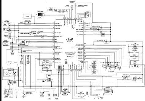 dodge ignition wiring diagram dodge ram ignition coil