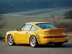 Porsche 964 Turbo Ruote Rugginose Porsche 911 Turbo S 3 3 Leichtbau 964