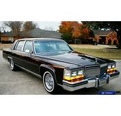 1989 Cadillac Fleetwood Brougham DeElegance  As New