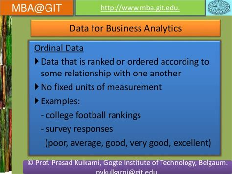 Gogte Institute Of Technology Mba by Business Analytics Module 5 14mba14 According To New Vtu