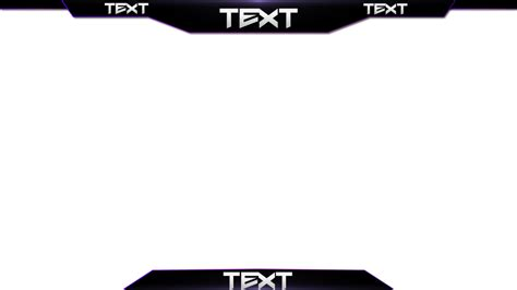 free twitch overlay template thread free twitch overlay template