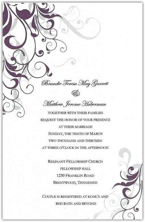 wedding ceremony invitation wedding ceremony invitation sunshinebizsolutions