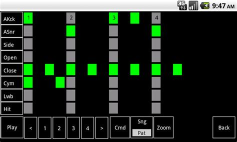 free drum pattern generator cadeli drum machine cadeli drum machine free 1 34 released