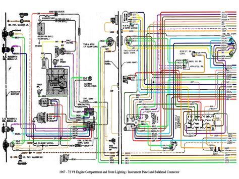 1970 chevy truck wiring diagram free wiring