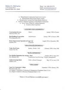 Home Builder Resume by Custom Home Builder Resume