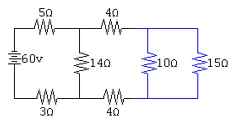 complex resistor combinations current and electric circuits problem 9 problems with solutions