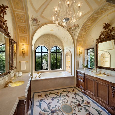 Mediterranean Style Bathrooms 25 Inspirational Mediterranean Bathroom Design Ideas