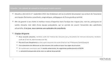 Cabinet D Actuariat by Cabinet D Actuariat Conseil