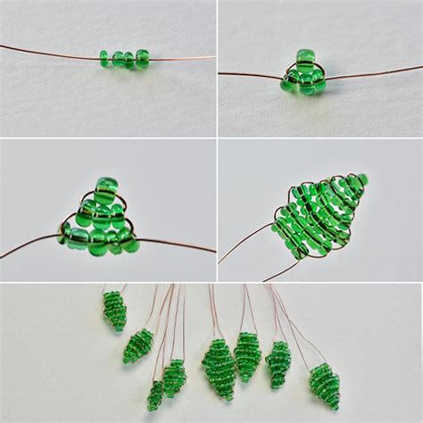 cable bead how to make a wire wrapped nest pendant necklace fashion