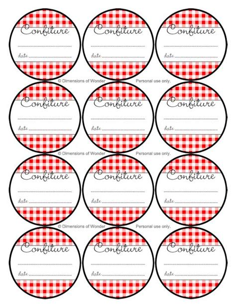 printable journal jar label nostalgic french jelly jar labels printable free