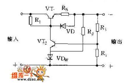 diode protection circuit diagram the current limiting protection circuit diagram adopted diode control circuit circuit