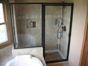 Bath And Shower Stalls Bathroom Shower Home Design Interior