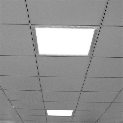 48w led panel light recessed 600x600 ceiling modular
