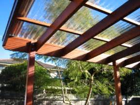 Polycarbonate Pergola Roof by Fence Ideas Horizontal And Vertical Slats Neighborhood