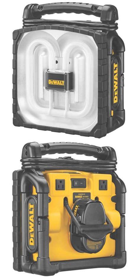 dewalt portable work light dewalt dc020 cordless corded worklight portable work