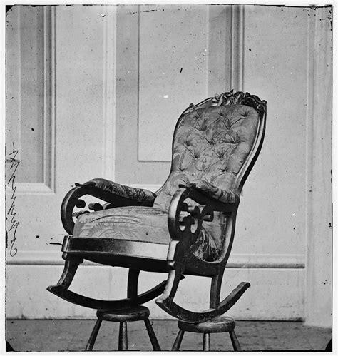stuhl 20er american civil war photographs