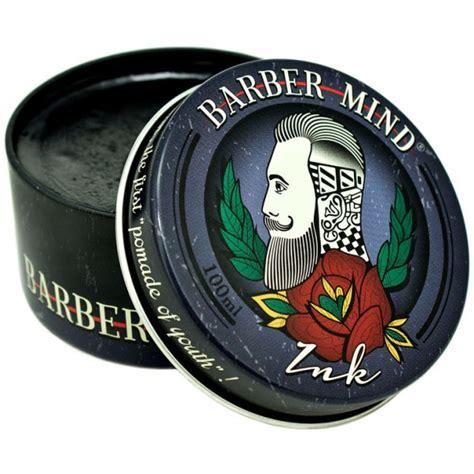 Barber Pomade barber mind ink pomade 100ml