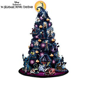nightmare before christmas tree topper the nightmare before this is tabletop tree collection