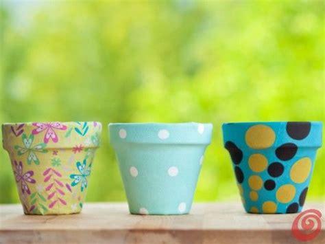 vasi decorati fai da te fai da te matrimonio vecchi vasi avanzi