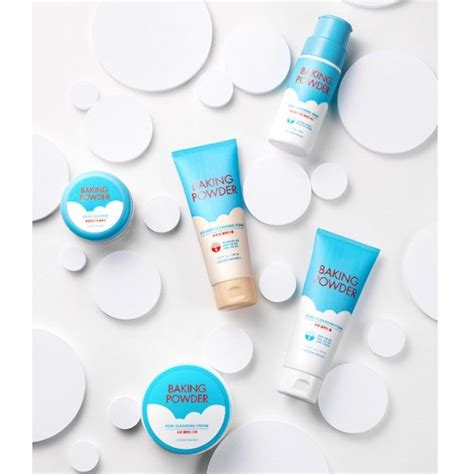 Etude Cleansing etude house baking powder pore cleansing korean
