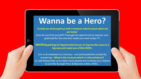 fb to hero wanna be a hero fb caign to find out the real heros