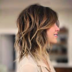 how to cut a shaggy hairstyle for best 25 long shag haircut ideas on pinterest long shag