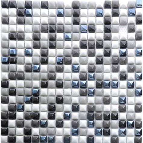 ceramic tile set of 3 decorative wall tile tiles by myinsight porcelain tile mosaic glazed ceramic bathroom mirror wall