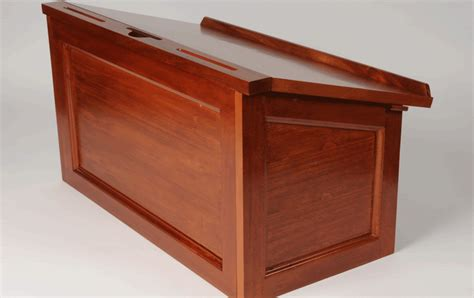 build  wood table top podium woodworking  home
