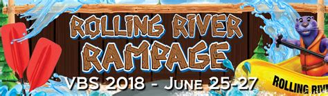 vacation bible school vbs 2018 rolling river rage romper the river otter puppet experience the ride of a lifetime with god books vacation bible school 2018 umc