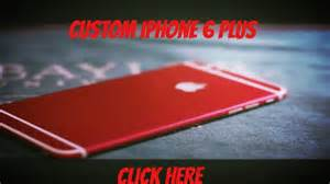 Youtube Red Color how to make your iphone red youtube