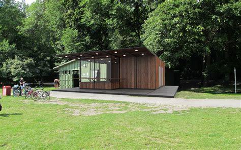 mobiler pavillon mobile pavilion idesign