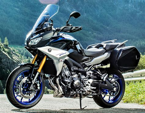 Motorrad Yamaha Tracer 900 Gt by Yamaha 900 Tracer Gt 2018 Fiche Moto Motoplanete