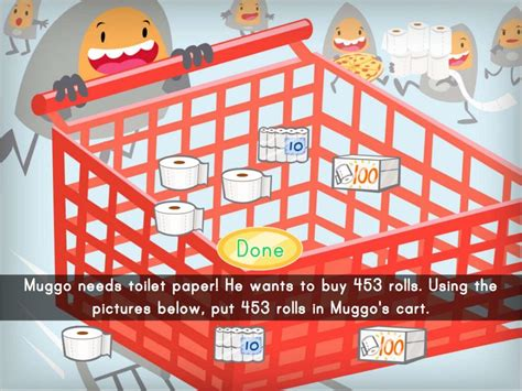 add  subtract toilet paper   game game educationcom