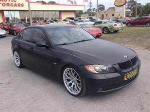 matte black bmw mitula cars