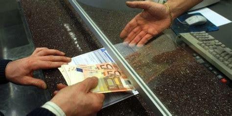 deposito contanti in contanti in come evitare controlli al deposito