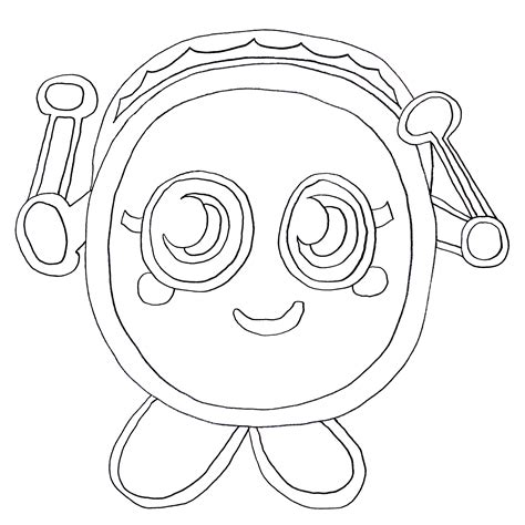 moshi monsters coloring pages games free printable moshi monster coloring pages for kids