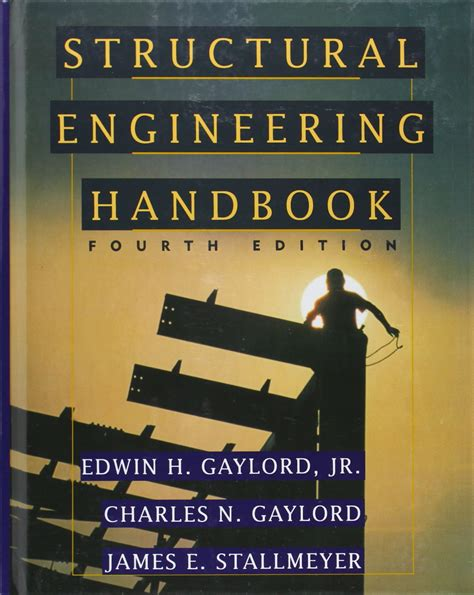 design for manufacturing handbook by james g bralla structural engineering handbook