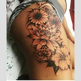 January Flower Of The Month Tattoo | 662 x 792 jpeg 85kB