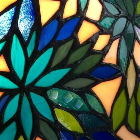 Stained Glass For Beginners by Glass Mosaic Advanced Glass Classes In