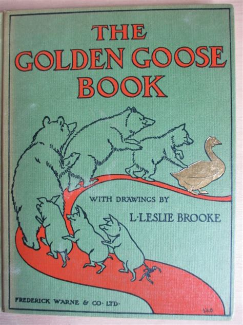 goosey books l leslie illus the golden goose book