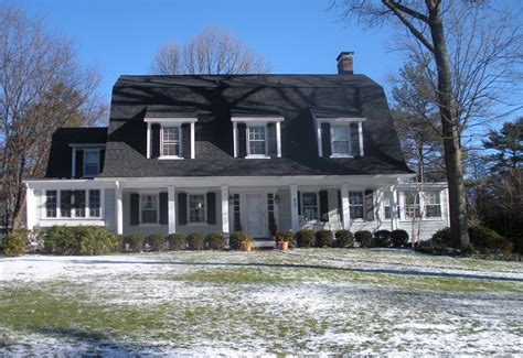 pictures of dutch colonial homes architecture in essex county south orange maplewood